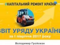 Уряд проводить капітальний ремонт країни